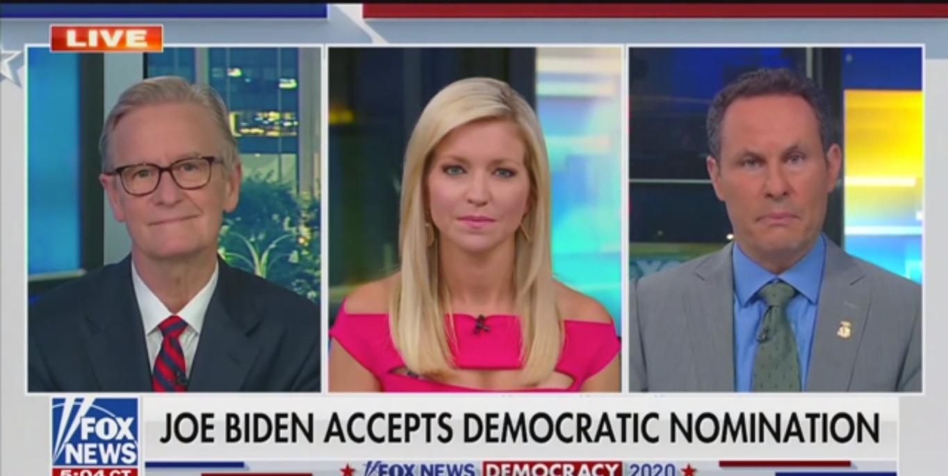 Fox's Brian Kilmeade Warns Biden Could Win the Debates Because 'The Bar Is So Low'