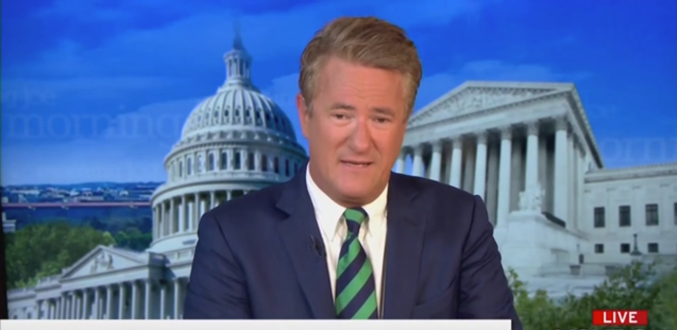 Joe Scarborough Compares Biden's Speech to Reagan: 'The Dream of a Better Day Ahead'