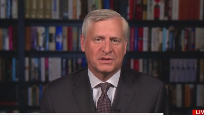 Jon Meacham Explains Why He Spoke at the DNC: 'Democracy's on the Ballot'