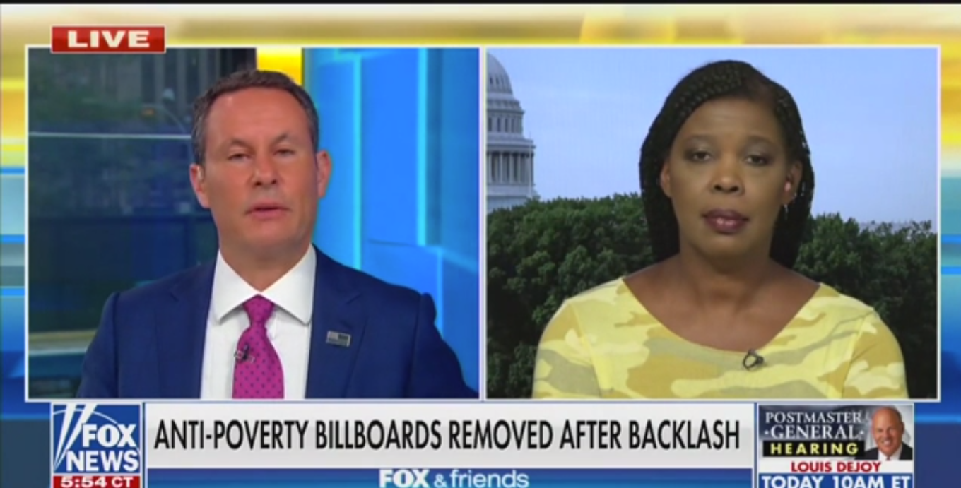 Fox News' Guest Claims That All Advertising May Have to Be Approved by Black Lives Matter