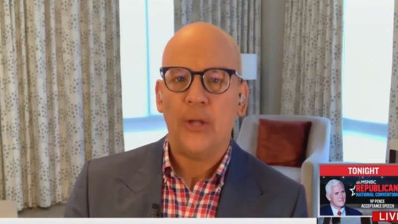 MSNBC's John Heilemann: Republican Convention Has Been 'Two Days of Political Self-Pleasuring'
