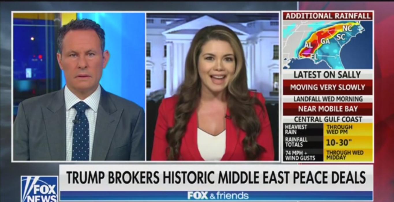 Fox's Brian Kilmeade: Obama Administration Seemed to 'Kiss Up to Iran'