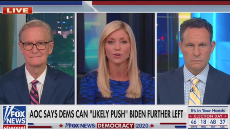 Fox's Ainsley Earhardt: Kamala Harris Is 'The Most Extreme, Most Radical Out of All the Senators'