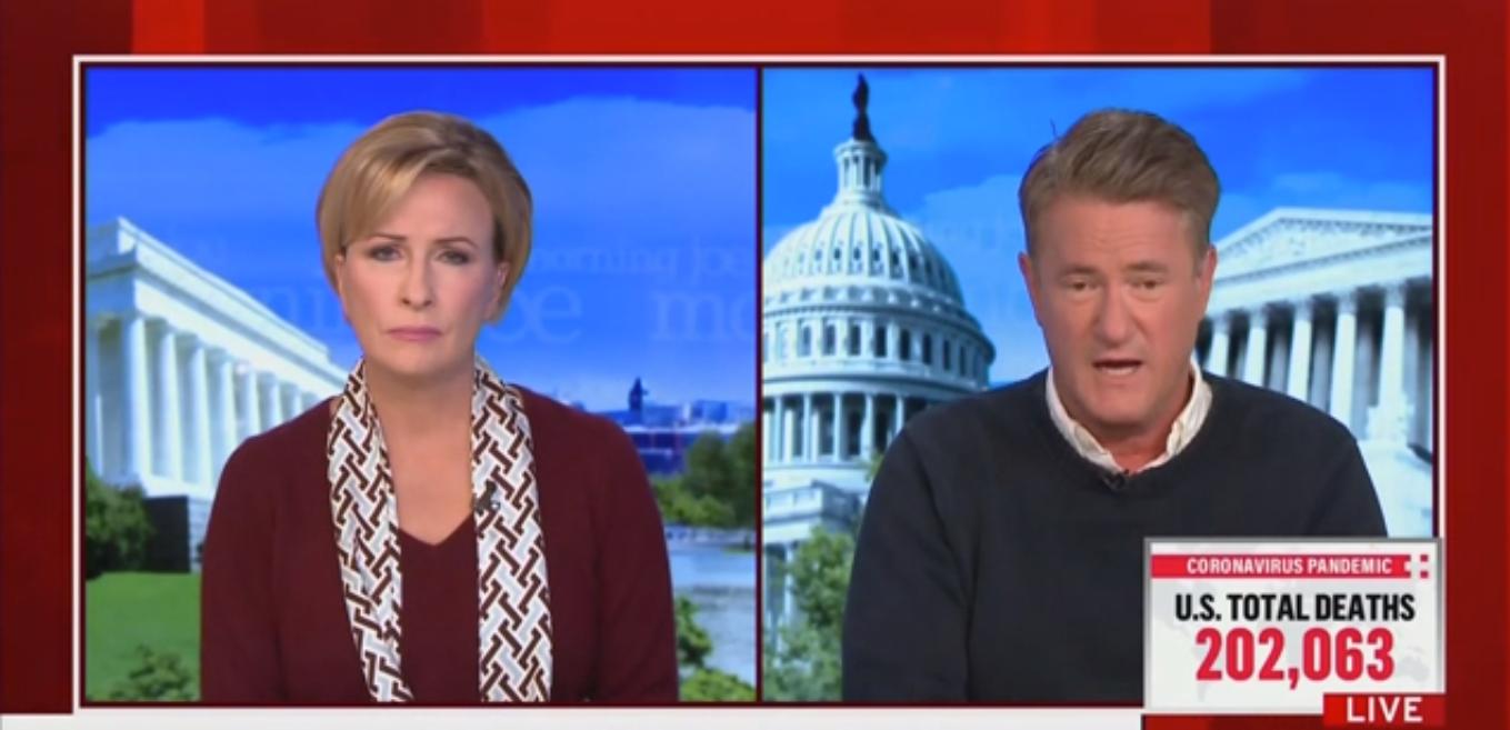 Joe Scarborough: Trump Is 'Talking the Way Fascists Talk' and Media Should Say It