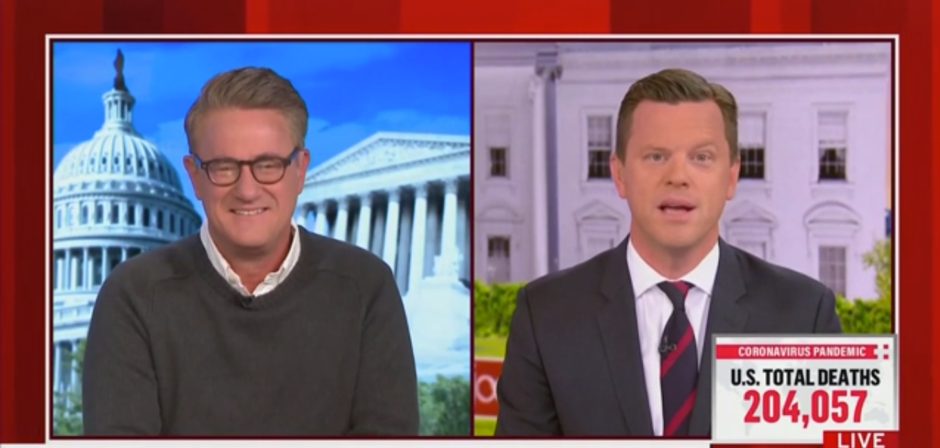 Joe Scarborough Mocks GOP's Hillary Obsession: They'll Still Be Blaming Her in 2070