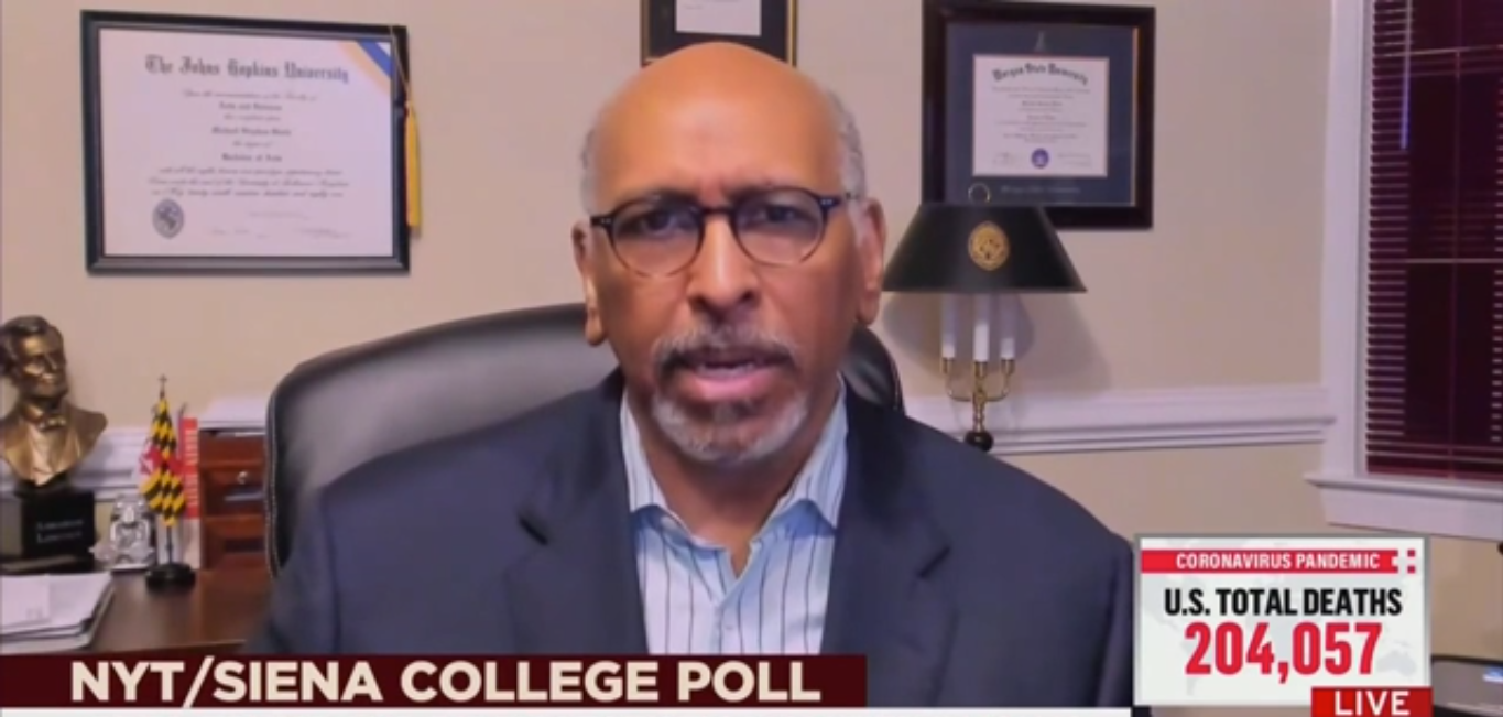 Former RNC Chair Michael Steele: Republicans and Trump Are 'Stuck in 2016'