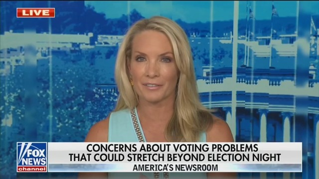 Fox News' Dana Perino Says It's 'Not Smart' for Trump to Suggest His Supporters Vote Twice