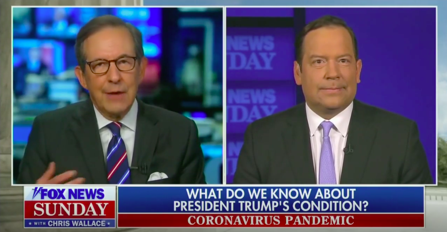 Trump Adviser Whines About Chris Wallace's Debate Moderation After Getting Pressed on Coronavirus