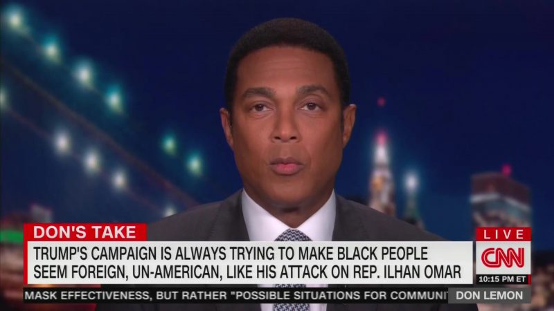 Don Lemon Helps Out GOP Senator Who Mispronounced, Mocked Kamala Harris' Name